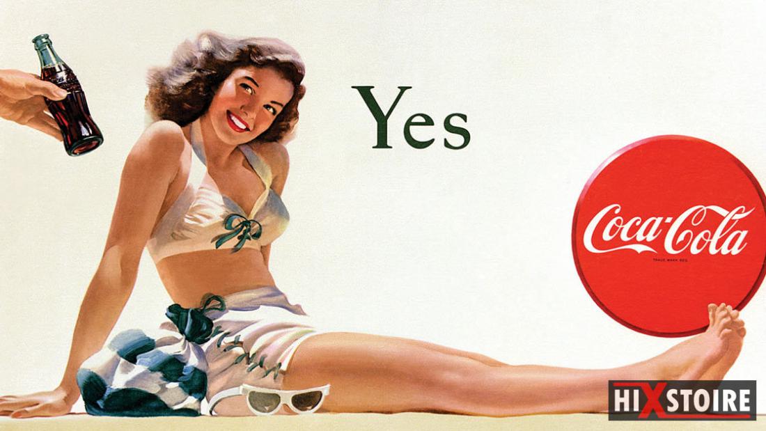 Agiter la bouteille de Coca-Cola, puis insérez-la dans votre vagin ... Le liquide gazeux qui s'en échappe tuera les spermatozoïdes de monsieur et vous empêchera de tomber enceinte, c'est la rumeur qui circulait dans les années d'après-guerre.