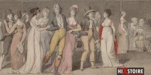 Débauche sous la Révolution  : le scandale des faux «sauvages» exhibitionnistes et des théâtres pornographiques