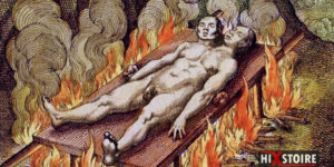 Hermaphrodites au Moyen-Âge et à la Renaissance : « exécutés, brûlés, leurs cendres jetées au vent »