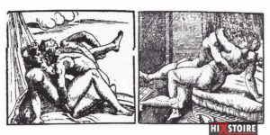 I Modi (1524) : le premier livre porno imprimé de l'histoire occidentale
