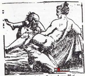 I Modi 1524 - Romano Raimondi gravure 16