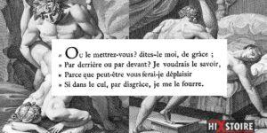 Pornographie à la Renaissance : Les sonnets luxurieux de Pierre l'Arétin