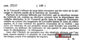 serge-voronoff-journal-de-medecine