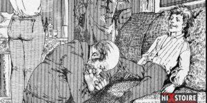 Le scandale du bordel homosexuel où des adolescents se prostituaient aux aristocrates de Londres à l'époque victorienne