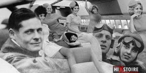 Sexe en avion : qui sont les premiers humains à s'être envoyés en l'air ?