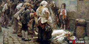 3 septembre 1792 : Le pubis de la princesse de Lamballe sert de moustache à ses tortionnaires