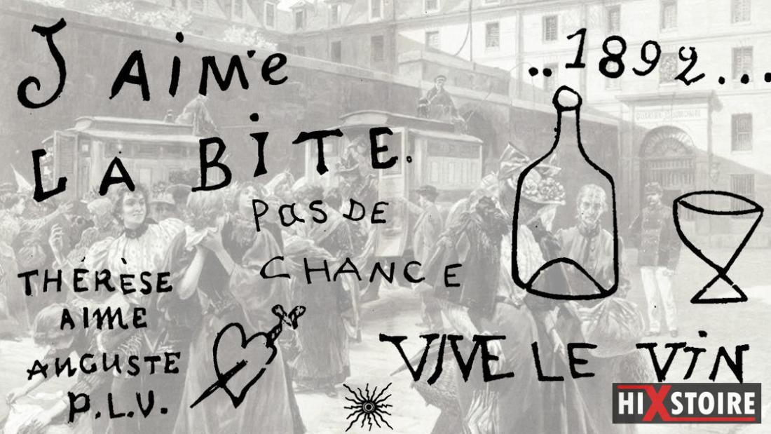 Tatouages Observs Sur Des Prostitues Franaises Au 19e Sicle