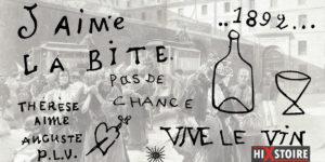 Tatouages observés sur des prostituées françaises au 19e siècle