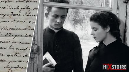 1880 : les lettres enflammées d'un prêtre pour « corrompre » les filles (19 et 13 ans) de sa maîtresse
